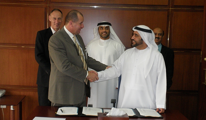 Gulftainer signs logistics services contract with Borouge in Abu Dhabi